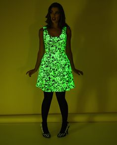 TBH, I'm a nut for glow in the dark anything. :D