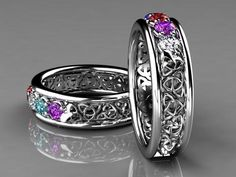 Wanted a Mother's Ring ever since the birth of my 3rd child 15 yrs ago...Unless I buy it myself, I'll never get one
