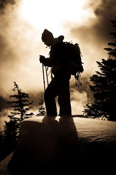 Splitboarding is the Answer. by Terry Schmidbauer