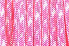 BoredParacord Brand 550 lb Neon Pink and White Camo Paracord 100 feet *** Be sure to check out this awesome product.(This is an Amazon affiliate link)