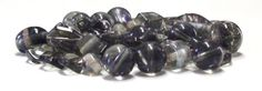 Mixed Lot of Smoky Quartz Colored Glass Beads by BeadsFromHaven, $2.50