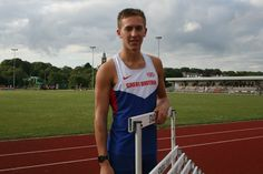 Plymouth hurdler King lowers his PB again at top European event in Ghent