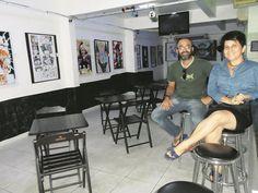 Exposição Neil Gaiman em Manaus 2013