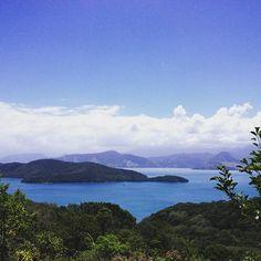 Ilha Grande, Brasil #travellingtreasures #brasil #perfectview #beach