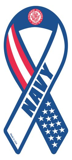 US Navy Ribbon Magnet, $1.99 @ http://www.thegreatpatriot.com/US-Navy-Ribbon-Magnet-_p_347.html