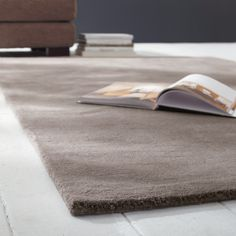 Tapis Soft Taupe clair 160x230