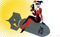 Cartoon_Comic_Harley_Quinn_Batman_Bomb_104078_detail_thumb.png (400×250)