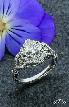 Needs to be on my finger Engagement Ring Settings, Vintage Engagement Rings, Vintage Rings, Oval Engagement, Filigree Engagement Ring, Unique Vintage, Wedding Engagement, Ring Designs, Jewelry Rings