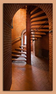 Assateague lighthouse staircase  http://www.pbase.com/image/60902746
