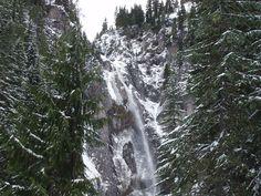 on Mt. Rainier