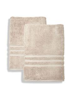 Irvington Luxury Bath Sheets (Set of 2)