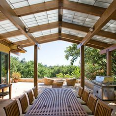 Outdoor Room Design Ideas, Pictures, Remodel and Decor