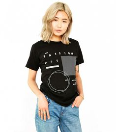 Urban Outfitters Passion Pit Circle Bring Tee