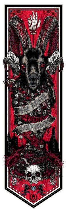 Game of Thrones: The Brave Companions/Bloody Mummers Banner by Studio Seppuku