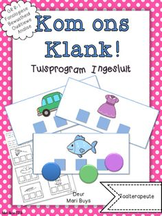 Afrikaans Kom Ons Begin Klank! by SpraakBorrel Grade R Worksheets, Preschool Worksheets, Preschool Activities, Primary School Education, Kids Education, Teaching Kids, Kids Learning, Afrikaans Language, K Om