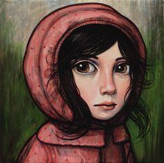 O Tapete Vermelho da Imagem: Images' Red Carpet: Um Capuchinho quase Vermelho / Almost red Riding Hood