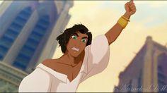 Esmeralda genderbend animation by thenamelessdoll
