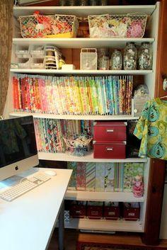 Fabric Organization System