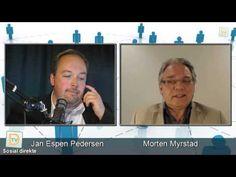 Sosial direkte #2  @Jan Espen Pedersen, @Morten Myrstad, @Edgard Valdmanis, @Olav Eggum, @Thomas Moen