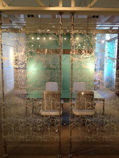 Vite. Joel Berman Glass Studios Showroom 1173 Merchandise Mart #neocon12 #neoonography