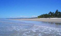 Praia Ponta da Tulha, Ilhéus - Bahia - Brasil