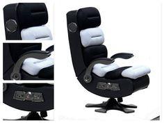X-Rocker-Gaming-Chair-Video-Wireless-Pedestal-Cool-Adult-Kids-Teens-Bluetooth-PC
