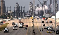 Shell Oil Company's Deer Park refinery and petrochemical facility, Texas Shell Oil Company, Global Stock Market, Oil Refinery, Credit Rating, Oil Industry, Deer Park, Best Sunset, Corpus Christi, Bonito