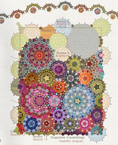 Willyne Hammerstein has created some breathtaking quilts in her book Millefiori Quilts. I thought it might be fun to do a Quilt Along o...