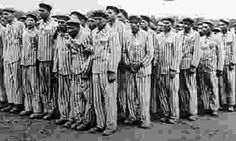 """The Holocaust""""shoah"""" 11 million murdered(genocide 6 million jews and Romanian) 1933-45 world war II. Adolf Hitler leader of the Nazi Gestapo( mainly German)Main extermination camps Auschwitz in Poland. Ghetto concentration """"work"""" camp they were tattoo with 5 # on forearm, striped clothing, head shaved.. then starved, and torchered"""