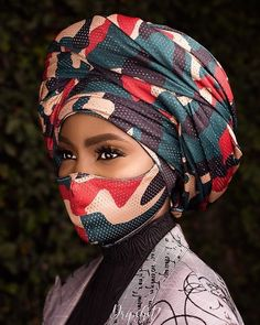 African Inspired Fashion, African Fashion, Head Scarf Styles, Afro Style, African Women, Fashion Beauty, Stylists, Beautiful Women, Culture