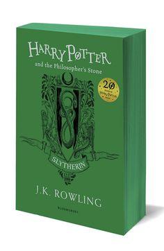 SLYTHERIN_PB SLYTHERIN_PBNew Harry Potter Edition With Hogwarts Colors #slytherin