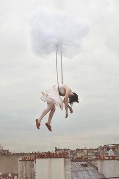 la fille du nuage