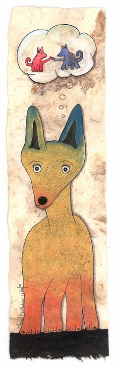 Países perros Moose Art, Countries, Dogs, Animales