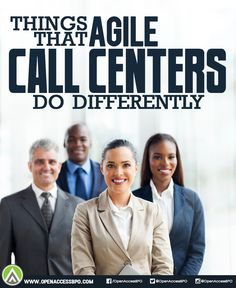 Agility allows #CallCenters to respond effectively to a rapidly changing environment. Here are the 5 things that agile companies do differently.