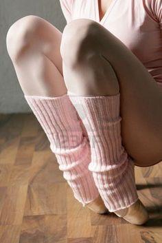 Close up van een ballerina voeten Stockfoto