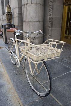 bicycle Gary Fisher Simple City Bike by Chad Lockart, via Behance
