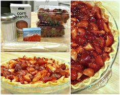 Easy Strawberry Pie/Blackberry/blueberry/peach