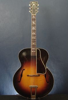 1938 Gibson L-7 Vintage Archtop Hollowbody Jazz Guitar