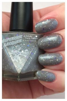 SuperChic Lacquer Chasing Shadows