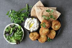 This classic Mediterranean recipe ticks all the boxes for the warmer months! Dip the falafel balls in fresh Greek yoghurt mixed with some spices to make it the perfect snack for a girls night or BBQ!