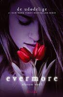 Rina's bogblog: Evermore - De udødelige #1 // Boganmeldelse