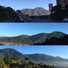 HOY ES VIERNES! Comparto fotos de la ruta de @mahenriquezm que desde temprano las mandó al team para ver el amanecer caraqueño. Diciembre es de azules despejados y El Ávila definido aprovechen este mes para las mejores fotos y clima del año. @huguito <<TEAM @CCS_EntreCalles >> en Caracas Entre Calles. ============================ TAG #CCS_EntreCalles ================ Team: @ginamoca @huguito @luisrhostos @mahenriquezm @teresitacc @marianaj19 @floriannabd ================ #Caracas #Venezuela…