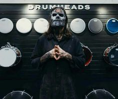Jay Weinberg (Slipknot): Evans Drumheads promotion
