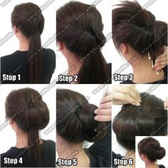 2 Pieces Topsy Tail Hair Braid Styling Maker Tool