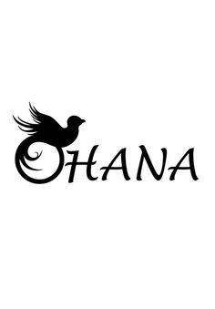 """Tattoo: """"Ohana means family, family means nobody gets left behind or forgotten."""" The dove on the O is for all those who have passed on."""