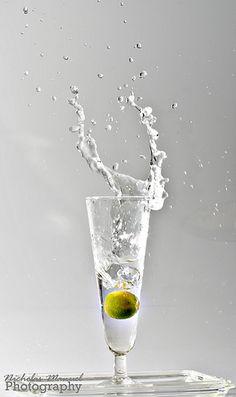 Chaotic Splash by Nicholas Manuel