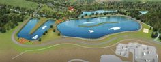 Try something new, Hydrous Wakeboard Park.