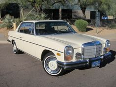 Mercedes-Benz : 1971 250 C