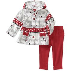 child of mine by carter s newborn baby girl zip close christmas