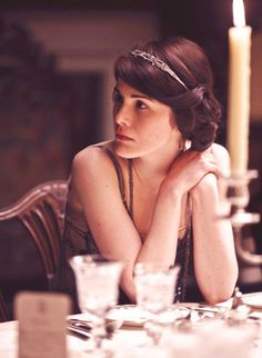 Image result for downton abbey hairstyles